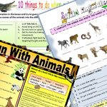 Wild Animals Dev Worksheet Arşivi