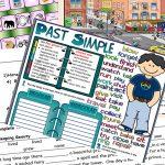 Past Simple Dev Worksheet Arşivi